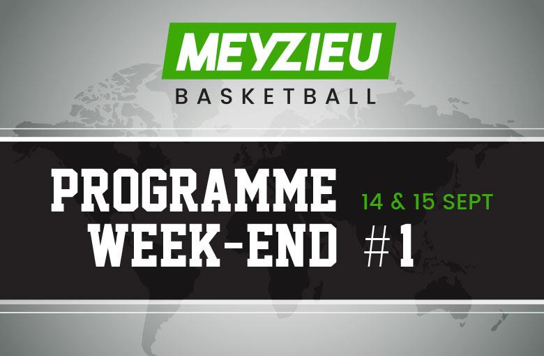 Programme Week-end #1